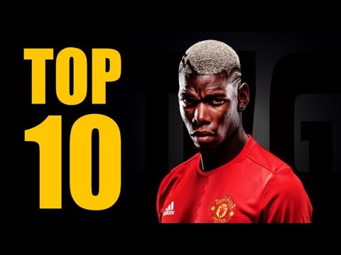 Top 10 Most Expensive Football Transfers
