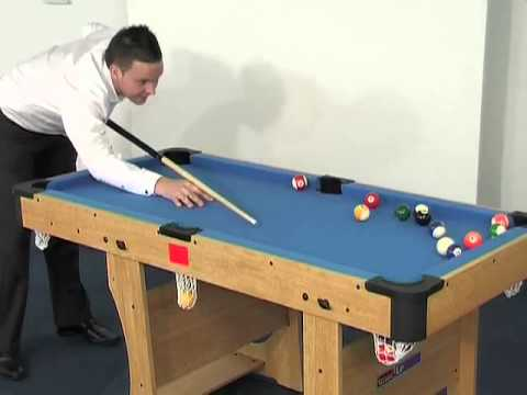 billiard table 4ft 1