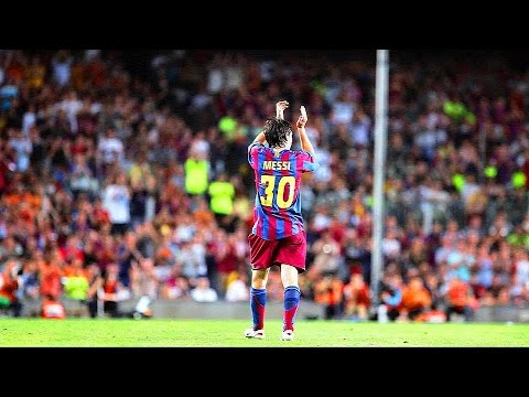 The Day Messi Introduced Himself to the World► The Rise of Lionel Messi