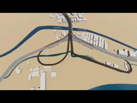 Ukkadam bridge plan - leaked