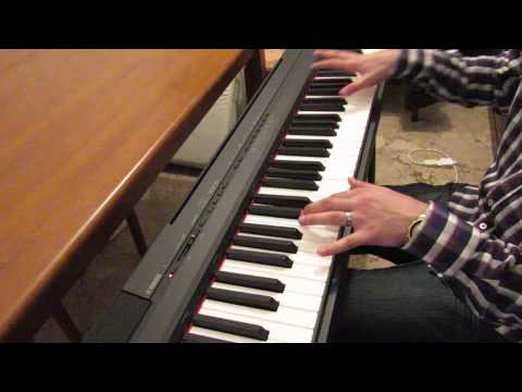 Manchester United Anthem Glory Glory Man United Piano Cover HD