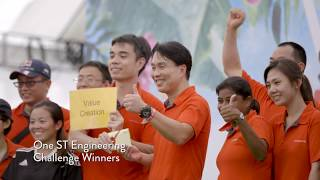ST Engineering 50th Anniversary Family Day