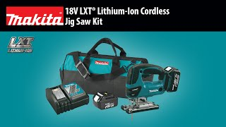 MAKITA 18V LXT® Jig Saw Kit Thumbnail