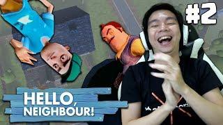 Cara Terkeren buat Kabur - Hello Neighbor Indonesia (Act 2 End)
