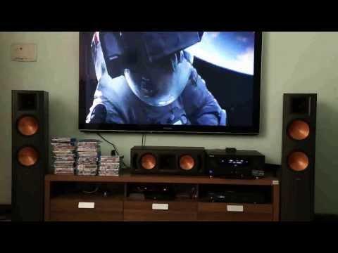 Pioneer sc-57 audio receiver opening box video