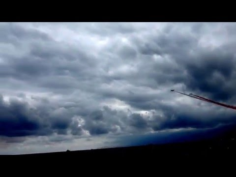 Turkish jet dog fighting