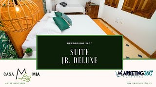 Hotel Boutique Casa Mia - Suite JR Deluxe - Marketing Hotelero 360°