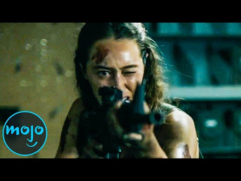 Top 10 Times Alicia Went Beast Mode on Fear The Walking Dead