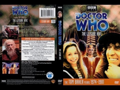 Quick Reviews: Doctor Who The Leisure Hive