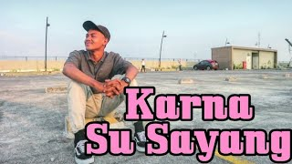 Karna Su Sayang   Near Ft Dian Sorowea   - Via Vallen Sera Cover Tukang Joget