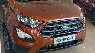 New Ford EcoSport with Fun Roof - Sports Edition First Look !!