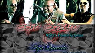 Sexo Seguro-W&Y ft. Franco el Gorila-Agu Quevedo