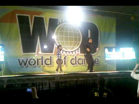 Download Les Twins World Of Dance Tour 2010 (Wreckenshop.com)