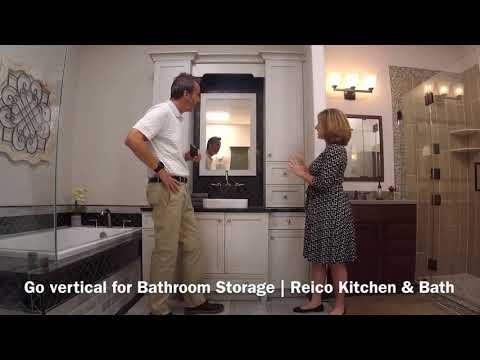 Reico Kitchen & Bath | Small Bathroom Design Ideas