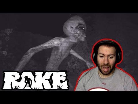Rake Multiplayer Part 2: HOW TO KILL THE RAKE!!!