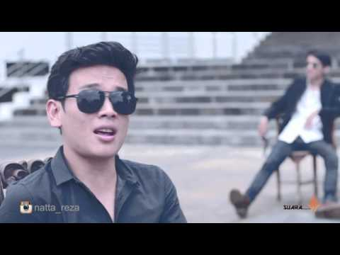 SAM SMITH - writings on the wall ( cover by Natta reza ft Eza septian-indonesia handsome singer )