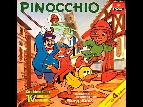 Pinocchio Märchen
