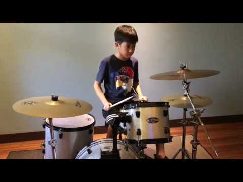 Faded - Alan Walker (drum cover)