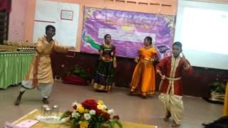 Madura kulunga dance by sjkt ldg segamat students