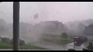 Tornado in Gray, TN