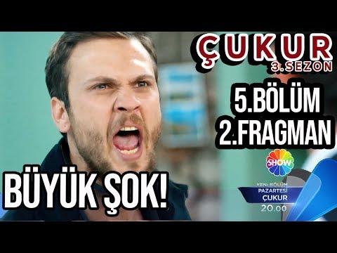 Çukur 3 Sezon 5 Bölüm Fragman - BÜYÜK ŞOK!