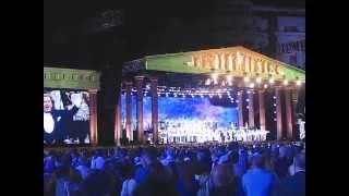 Concert Andre Rieu, vineri 5 iunie 2015 (5.06.2015), Bucuresti, Piata Constitutiei 25