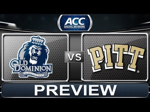 Preview | Old Dominion vs Pittsburgh | ACCDigitalNetwork