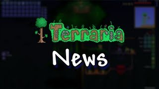 Terraria News - Giant Trees, Tree Stump Tables, Campfire Pits, And More!