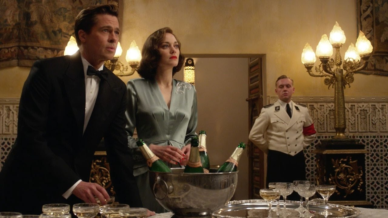 """Allied (2016) - """"Face the Truth"""" - Paramount Pictures"""