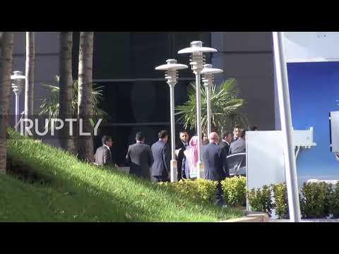 Turkey: Saudi prosecutor arrives in Istanbul for Khashoggi investigation
