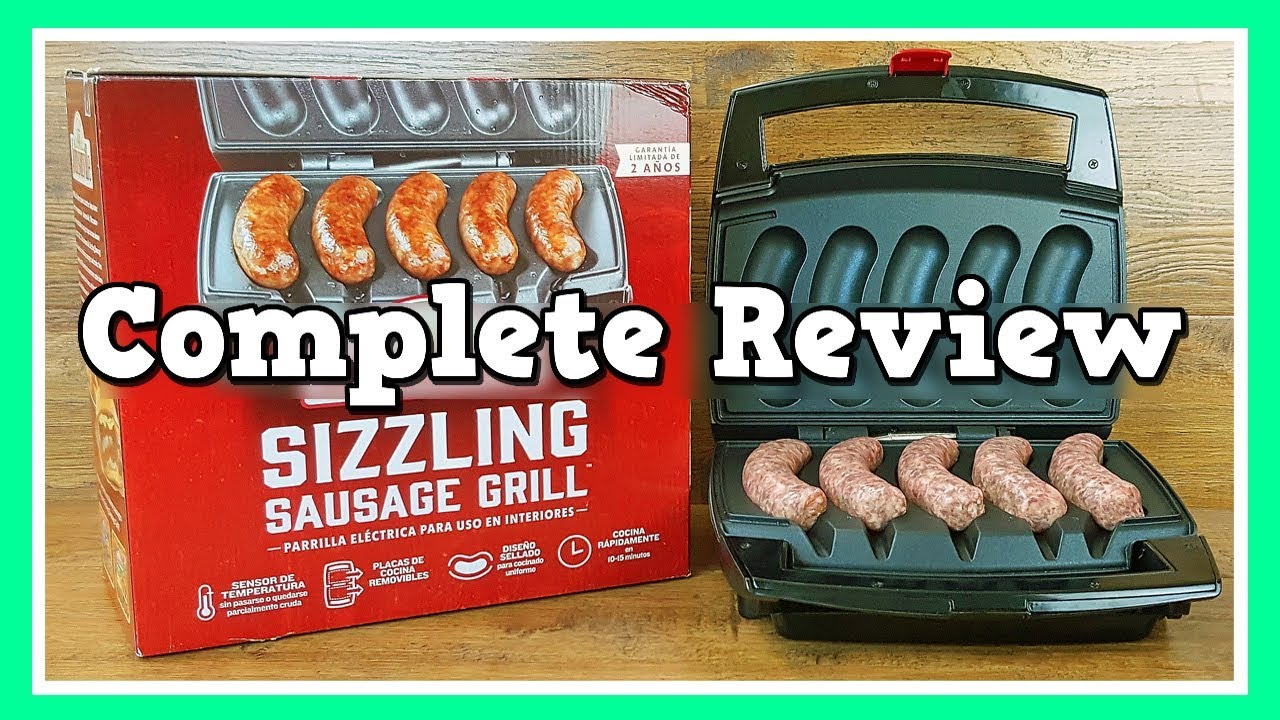 Johnsonville Grill Review. Kitchen Tips Online