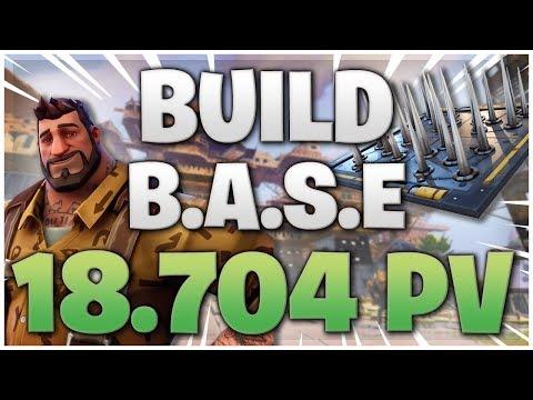 build-constructeur-b.a.s.e---aide-pour-bien-dÉbuter-fortnite-sauver-le-monde