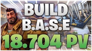 BUILD CONSTRUCTEUR B.A.S.E - HELP FOR BIEN FORTNITE SAUVER THE WORLD