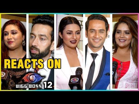 Nakuul Mehta, Vikas Gupta, Ankit Bathla, Deepika Singh REACT on Bigg Boss 12