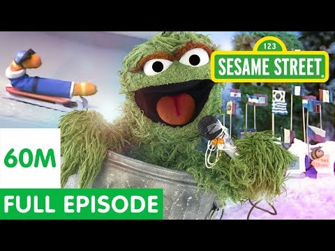 The Worm Winter Games | Sesame Street Full Episode