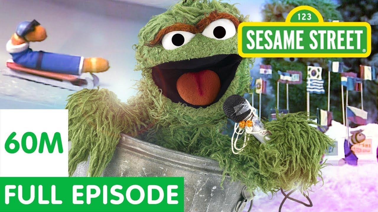 The Worm Winter Games | Sesame Street Full Episode