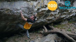 The Origin Sit 8C/V15 First Ascent - Eliot Stephens