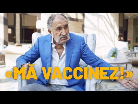 """Ion Țiriac, Noi Declarații Bombă Despre Vaccinul Rusesc:""""Mâine Dimineață, Dacă Mi-l Dau, Eu îl Iau!"""""""