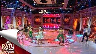"Gambar cover Tantangan Hula Hoop Duo Unyu Unyu "" Buaya Buntung "" Ratu Dendang Dangdut (10/8)"