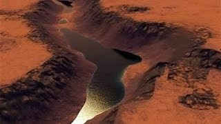 NASA May Have Found Flowing Water On Mars