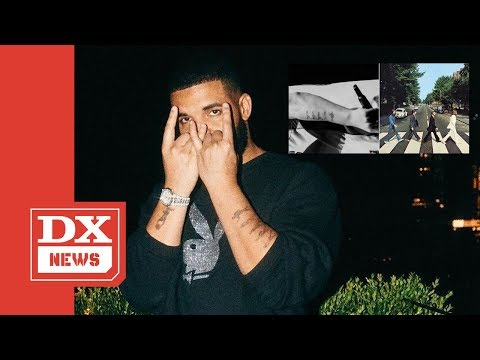 """Drake Infuriates Beatles Fans With """"Abbey Road"""" Tattoo Mp3"""
