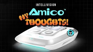 Intellivision Amico.....Trailer and my Thoughts!