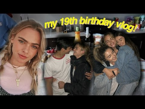 A Day in the Life of My Birthday!   Summer Mckeen