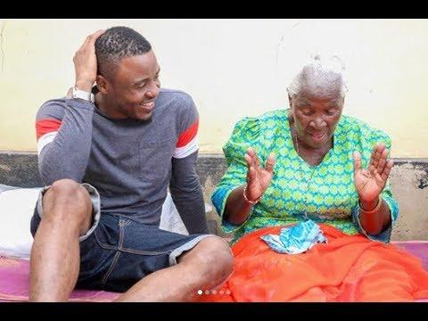 Ali Kiba alivyomtembelea mama yake Rais Magufuli