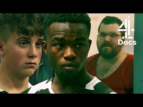 Rebellious Teens Face Realities of Prison