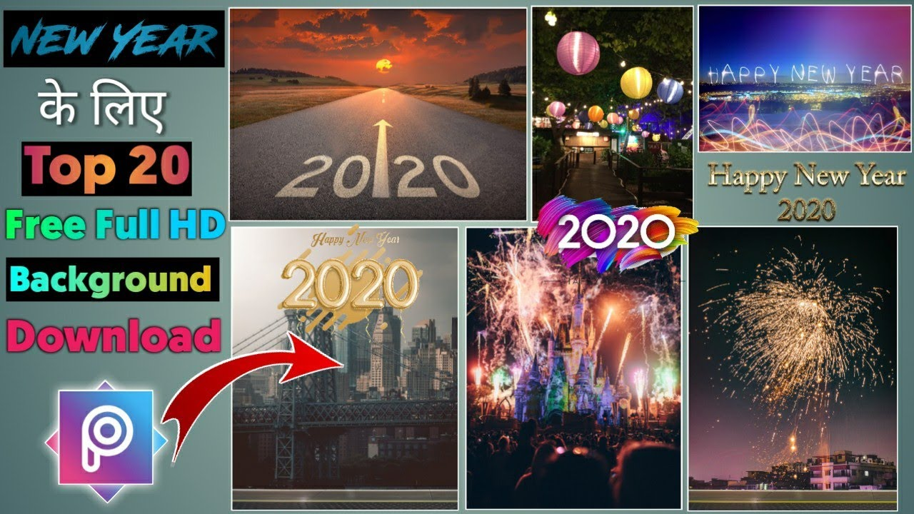 Full Hd Background For New Year 2020 Backgrounds Download