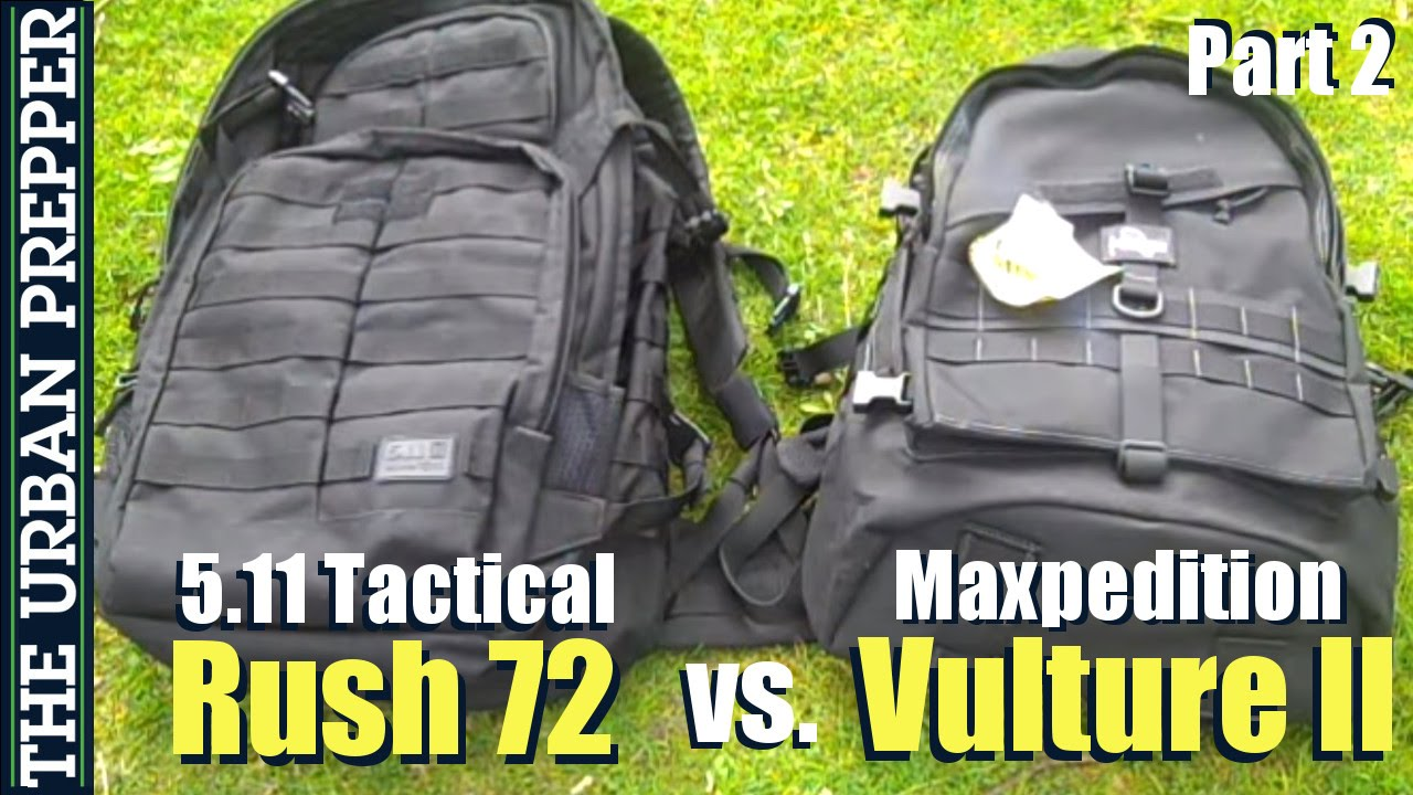 Loading   Bladder Tests  Vulture II vs. Rush 72 (2 4) by TheUrbanPrepper b0d3b6e62e320