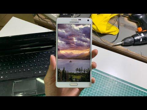 Wallpaper Setan yang bikin Android rusak