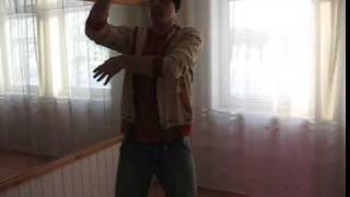 tecktonik tutorial 3 Eduard Shaidullin - lesson 3