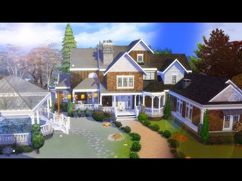 SIMS 4 | ALL SEASONS HOME BUILD